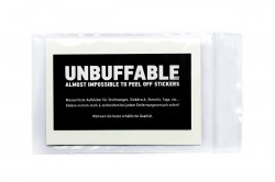 Unbuffable Stickers small